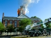 Madison Courthouse Fire