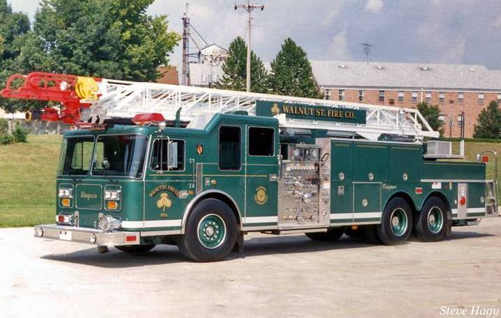 Seagrave Fire Apparatus >> Apparatus – Walnut St. Fire Co #4