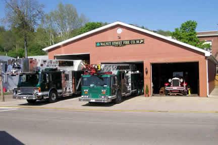 Walnut Street Fire Co 4