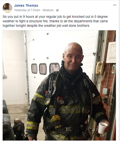 wsfc4 firefighter quote